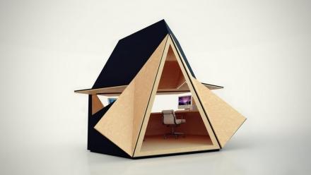 Tetra Shed Modular Building System