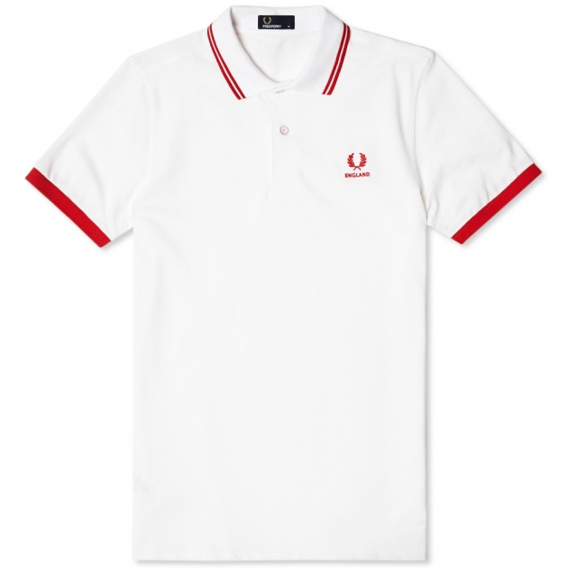 Fred Perry Country Polo 'England'
