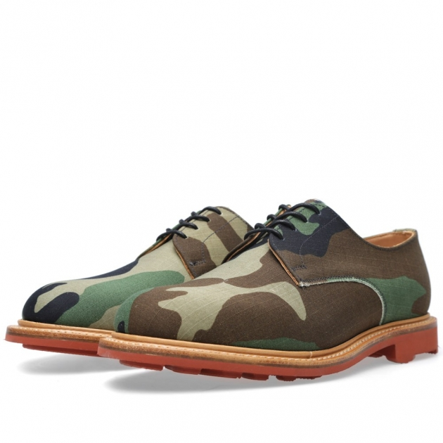 Mark McNairy Plain Vamp Gibson Shoe