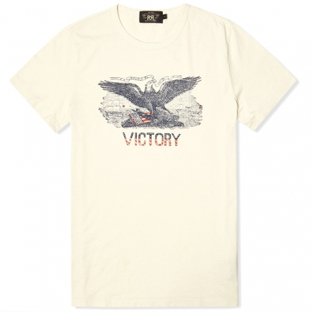RRL Victory Tee
