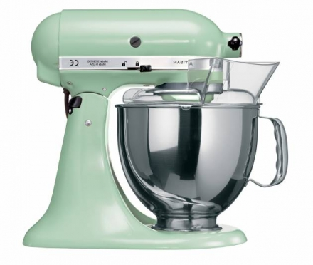 Kitchenaid Pistachio Artisan Food Mixer