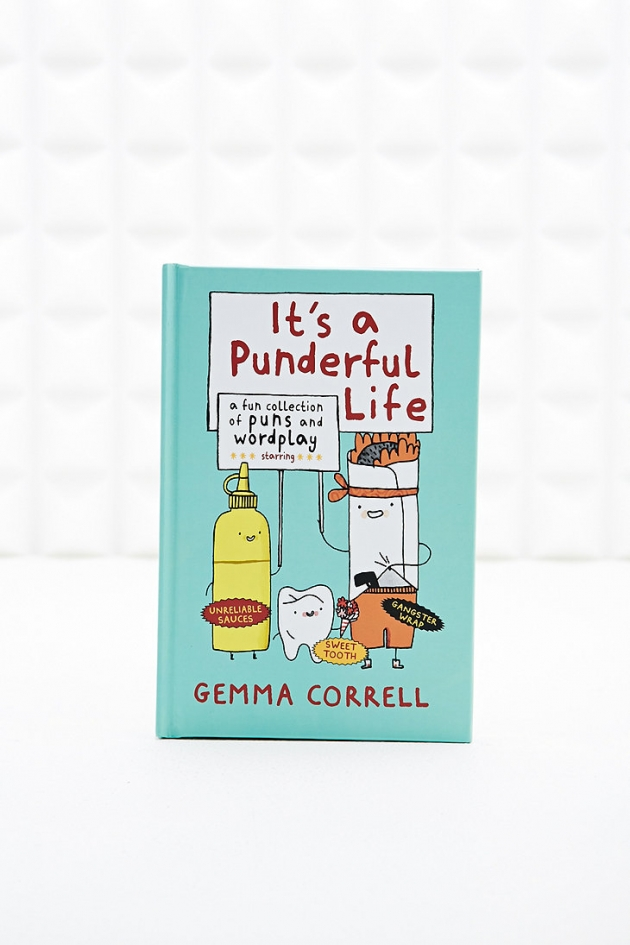 It's a Punderful Life Book