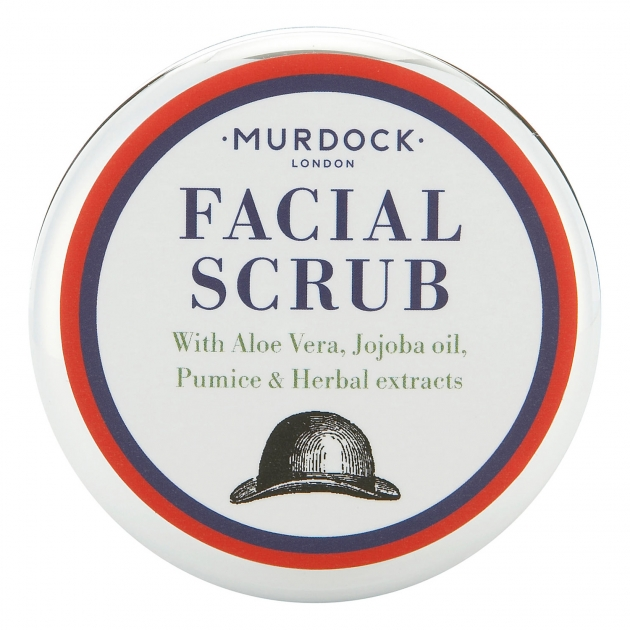 Murdock London Exfoliating Facial Scrub