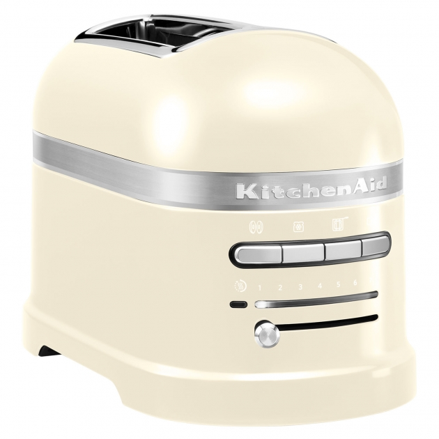 Kitchenaid Artisan 2 Slice Almond Cream Toaster.