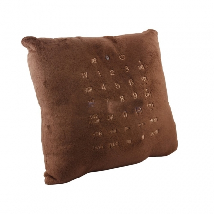 Ebest – TV Universal Remote Control Pillow Cushion