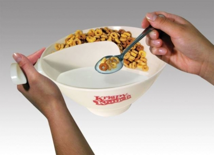 KRISPY KRUNCH NO SOG CEREAL BOWL