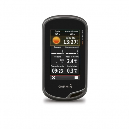 Garmin Oregon 600 Touchscreen Handheld GPS
