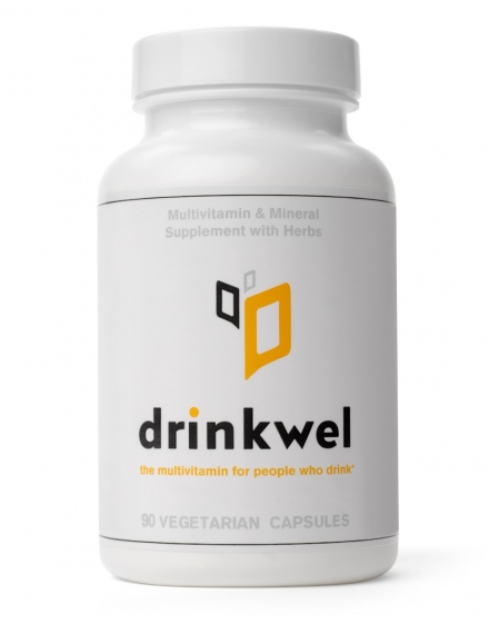 Drinkwel -The Food Supplement for People Who Drink