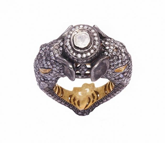 Double Sided Elephant Ring