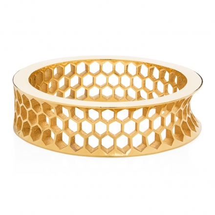Baukunst Hexagon Cuff