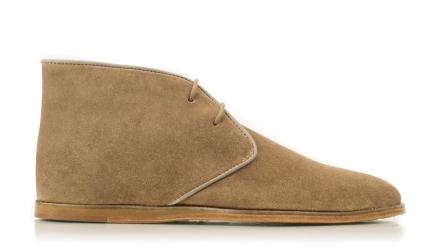 L'Explorateur Suede Desert Boots