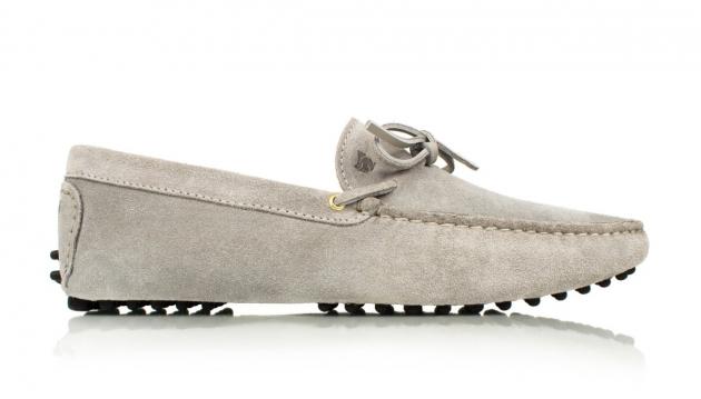 Le Magnifique Suede Loafers