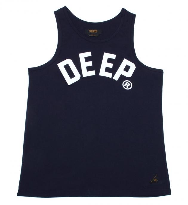 10 Deep Rollers Tank Top Vest