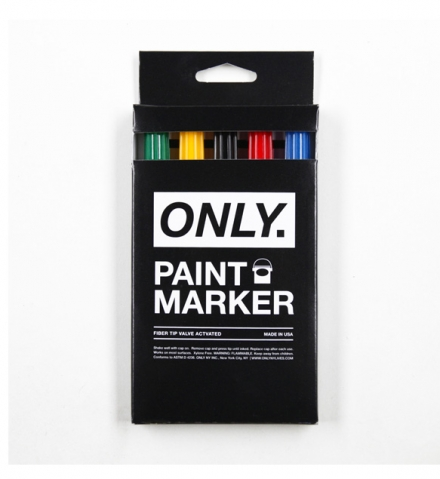 Only NY Paint Marker Pack