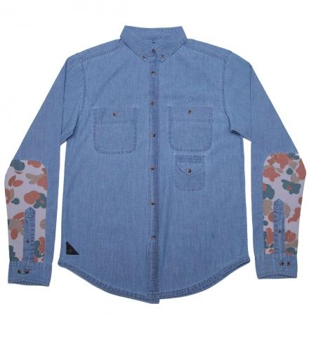 10 Deep Elbows In Long Sleeve Shirt