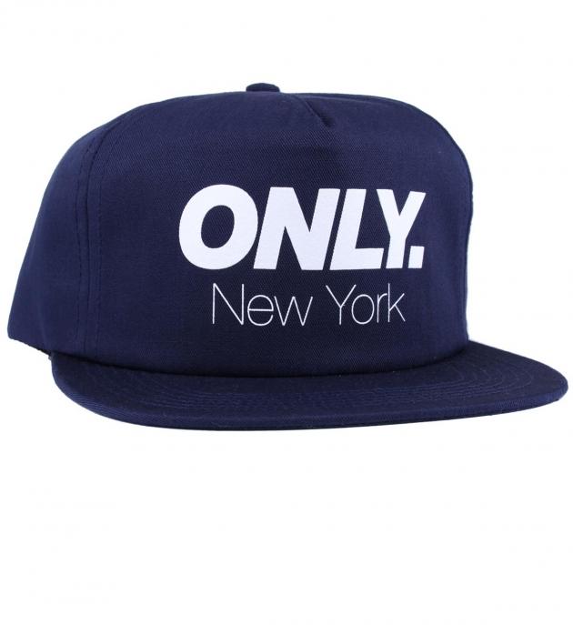 Only NY Athletic Snapback Cap