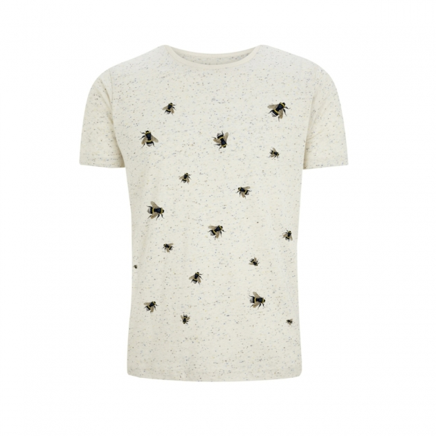 Speckled Bee Tee