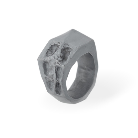 Smith/Grey Via Malta Ring