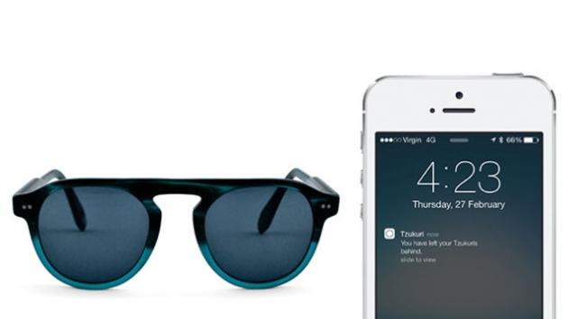 iBeacon-powered shades