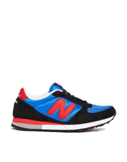 New Balance 430 Trainers in Blue and Black