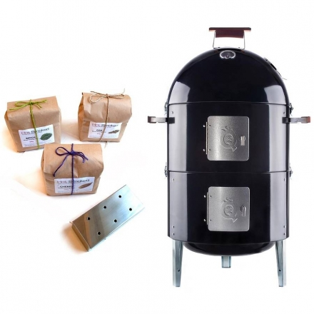 Amigo Hot Smoker Barbecue Set
