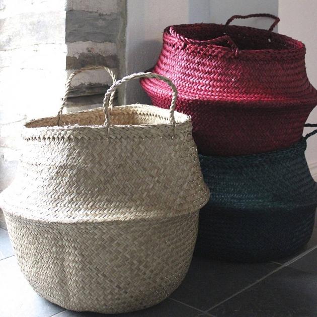 Deep Seagrass Basket