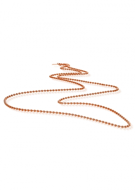 LET'S DANCE BALL CHAIN L2 NECKLACE