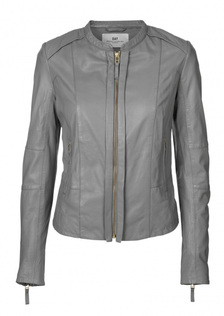 DAY BIRGER ET MIKKELSEN SETTLE LEATHER JACKET