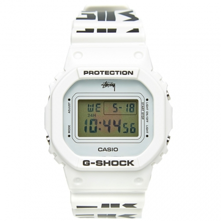 Stussy x Casio G-Shock DW-5600VT 'NTRNTNL Soccer Collection'
