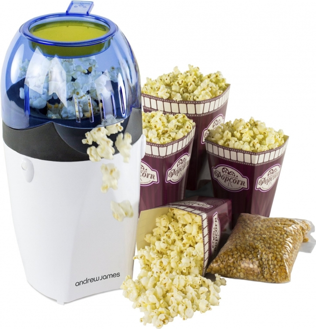 Andrew James Hot Air Popcorn Maker