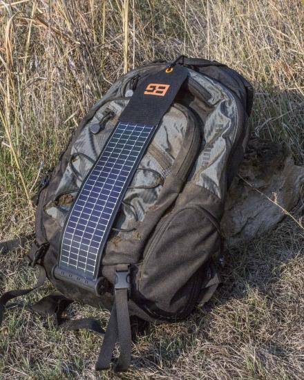Bushnell Bear Grylls Universal Powersync Mini Solar Charger