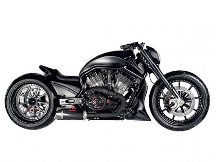 Bat Bike V-Rod