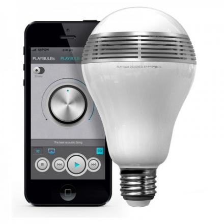 MiPow LED PLAYBULB Bluetooth Speaker