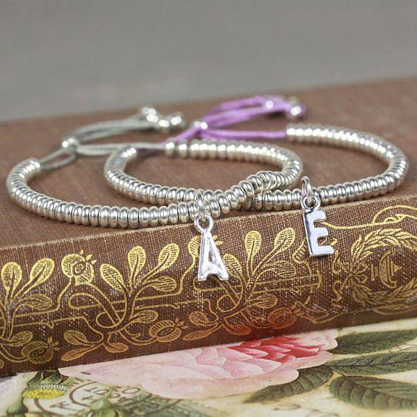 Personalised Delicate Links Bracelet