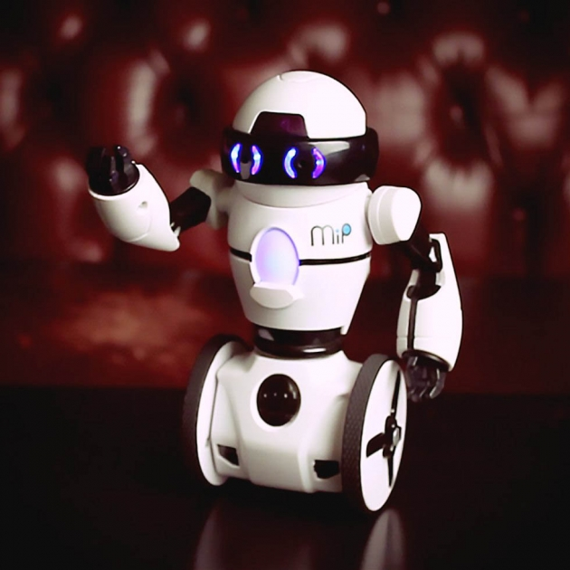 MIP – THE WORLD'S FIRST BALANCING ROBOT