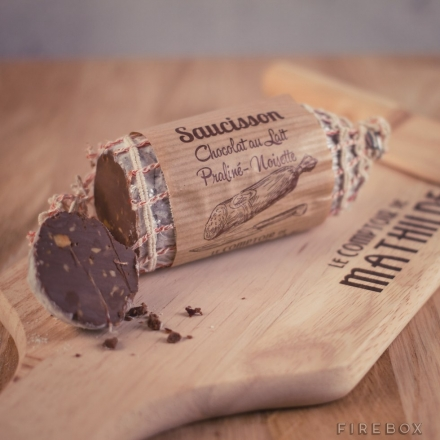 CHOCOLATE SAUSAGE
