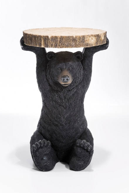 Kare Bear Side Table