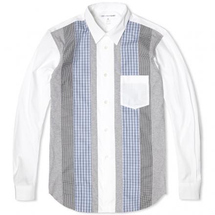 Comme des Garcon SHIRT Pattern Mix Shirt