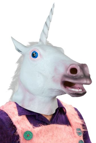 Archie McPhee Magical Unicorn Mask