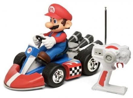 Nintendo 40cm Mario kart Wii Radio Control wireless Mario