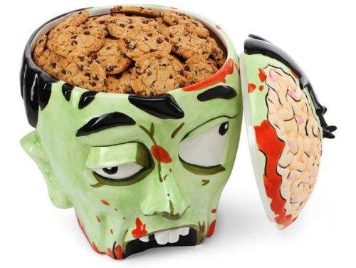Zombie Cookie Jar Head