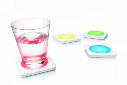 Philips LED lighting LUMIWARE Coasters