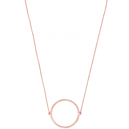 Dutch Basics Circle Necklace