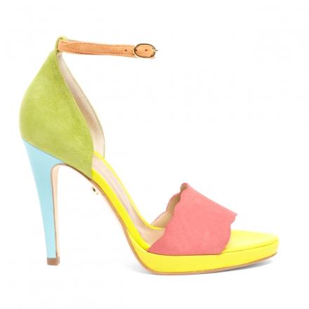 Cleo B Pepper Sandal