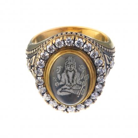 Queensbee Vishnu Ring