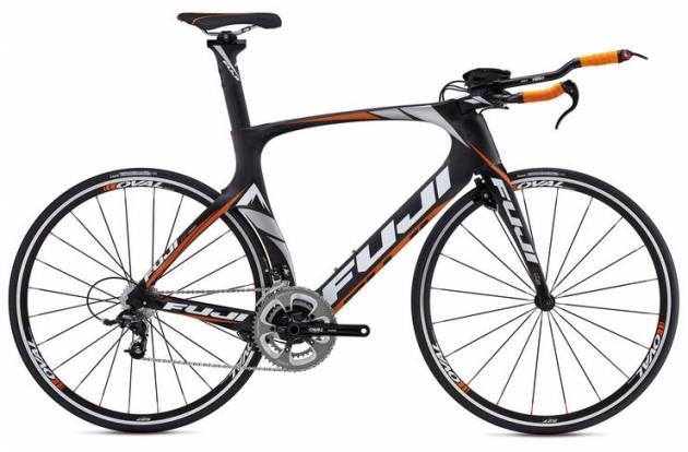 Fuji Norcom Straight 2014 Triathlon Bike