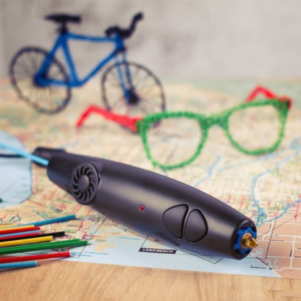 3DOODLER – THE WORLD'S FIRST 3D PRINTING PEN