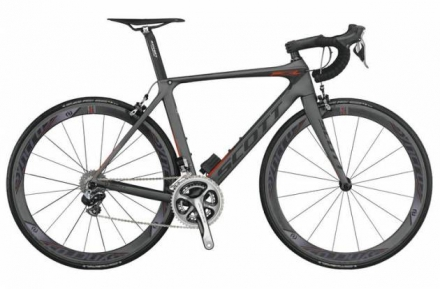 Scott Foil Premium Di2 2013 Road Bike