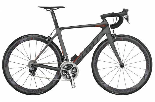 Scott Foil Premium Di2 2013 Road Bike