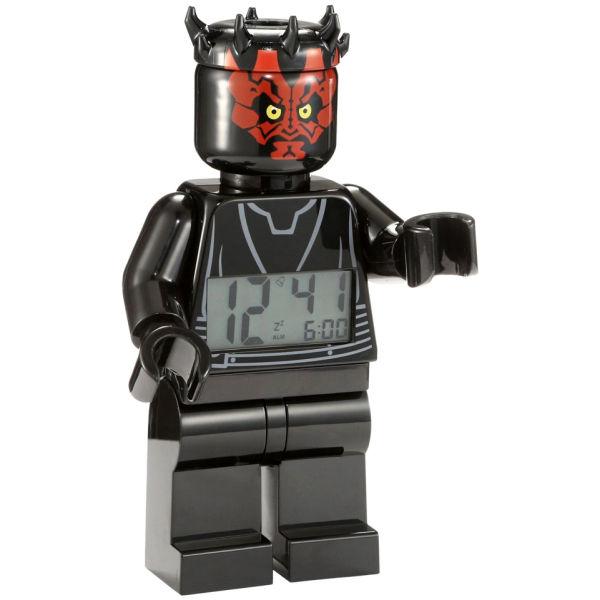 LEGO STAR WARS: DARTH MAUL ALARM CLOCK